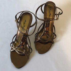 "Anne Michelle Formal Sandal 3.5"" Heels"